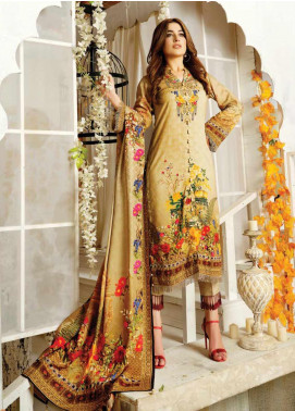 Maria by Five Star Printed Lawn Unstitched 3 Piece Suit FS20M 167 - Summer Collection