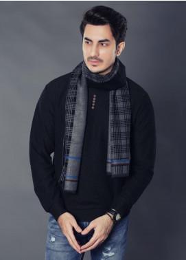 Sanaulla Exclusive Range Woollen Muffler 19-Multi-17 - Winter Collection