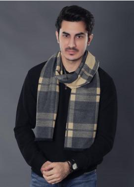Sanaulla Exclusive Range Woollen Muffler 19-Multi-20 - Winter Collection