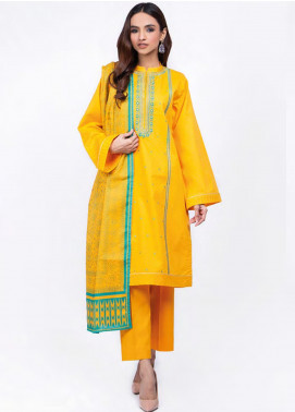 Mirage by Orient Textiles Embroidered Lawn Unstitched 3 Piece Suit OT20M OTL-20-109/A - Spring / Summer Collection