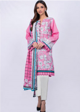 Mirage by Orient Textiles Embroidered Lawn Unstitched 3 Piece Suit OT20M OTL-20-143/A - Spring / Summer Collection