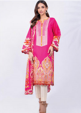 Mirage by Orient Textiles Embroidered Lawn Unstitched 3 Piece Suit OT20M OTL-20-144/B - Spring / Summer Collection