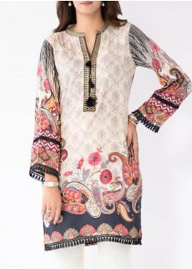 Mohagni Printed Linen Stitched Kurtis MO20P SKZ-20-02