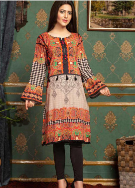 Mohagni Printed Lawn Unstitched Kurties MO20T 12 - Spring / Summer Collection