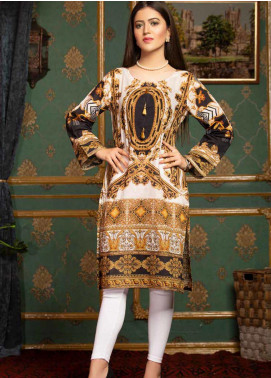 Mohagni Printed Lawn Unstitched Kurties MO20T 14 - Spring / Summer Collection