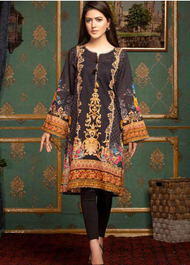 Mohagni Printed Lawn Unstitched Kurties MO20T 15 - Spring / Summer Collection