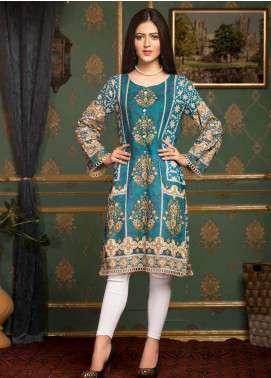 Mohagni Printed Lawn Unstitched Kurties MO20T 17 - Spring / Summer Collection