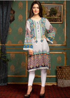 Mohagni Printed Lawn Unstitched Kurties MO20T 20 - Spring / Summer Collection