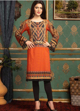 Mohagni Printed Lawn Unstitched Kurties MO20T 24 - Spring / Summer Collection