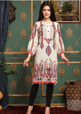 Mohagni Printed Lawn Unstitched Kurties MO20T 26 - Spring / Summer Collection