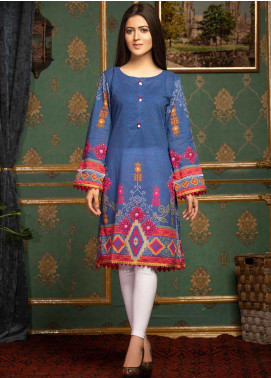 Mohagni Printed Lawn Unstitched Kurties MO20T 27 - Spring / Summer Collection