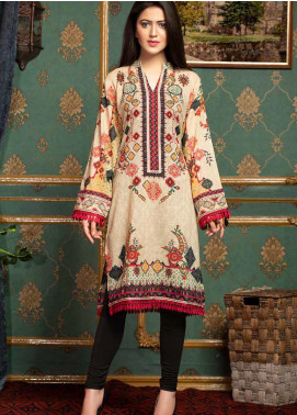 Mohagni Printed Lawn Unstitched Kurties MO20T 28 - Spring / Summer Collection
