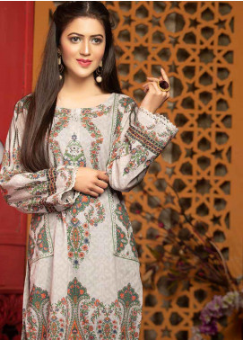 Mohagni Printed Lawn Unstitched Kurties MO20T 29 - Spring / Summer Collection
