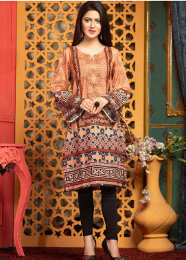 Mohagni Printed Lawn Unstitched Kurties MO20T 4 - Spring / Summer Collection