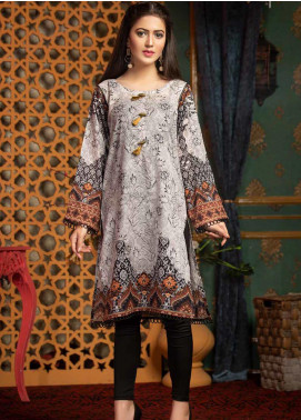 Mohagni Printed Lawn Unstitched Kurties MO20T 7 - Spring / Summer Collection