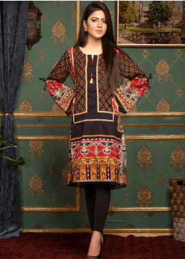 Mohagni Printed Lawn Unstitched Kurties MO20T 9 - Spring / Summer Collection