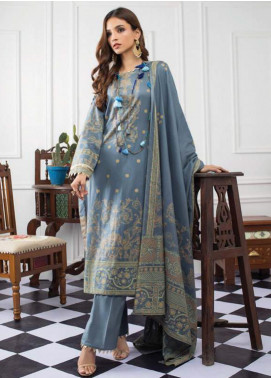 Monsoon by Al Zohaib Banarsi Lawn Unstitched 3 Piece Suit AZ20MB 1C - Spring / Summer Collection