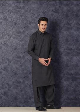 Mosaic Winter Wash N Wear Formal Men Kameez Shalwar -  BON BON Malaysia