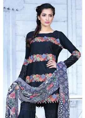 Motifz Embroidered Karandi Unstitched 3 Piece Suit MT16W 1512A