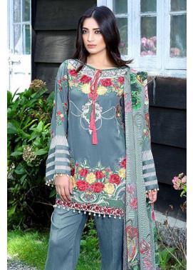 Motifz Embroidered Karandi Unstitched 3 Piece Suit MT16W 1513A