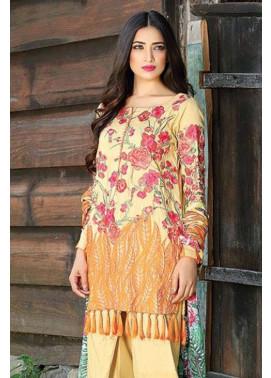 Motifz Embroidered Karandi Unstitched 3 Piece Suit MT16W 1514A