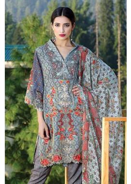 Motifz Embroidered Karandi Unstitched 3 Piece Suit MT16W 1527A