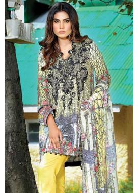 Motifz Embroidered Karandi Unstitched 3 Piece Suit MT16W 1531B