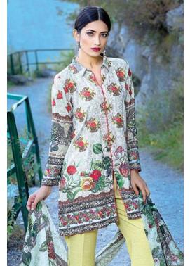 Motifz Embroidered Karandi Unstitched 3 Piece Suit MT16W 1532A