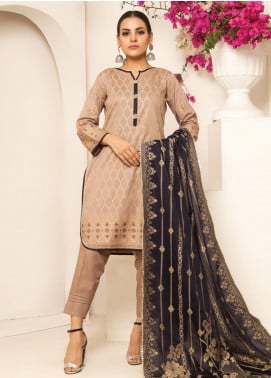 MTF Banarsi Lawn Unstitched 3 Piece Suit MTF20JF MTF 02 - Spring / Summer Collection