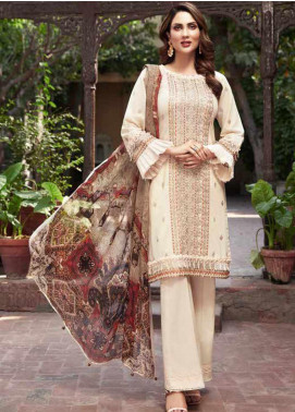 Mushk by Mohagni Embroidered Lawn Unstitched 3 Piece Suit MO20MU SE 05 - Spring / Summer Collection