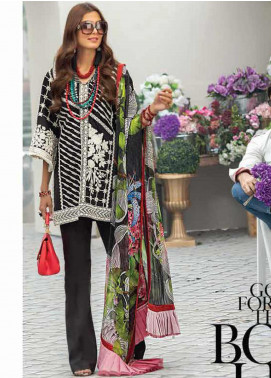 Mushq Embroidered Lawn Unstitched 3 Piece Suit MQ20S 04 - Spring / Summer Collection