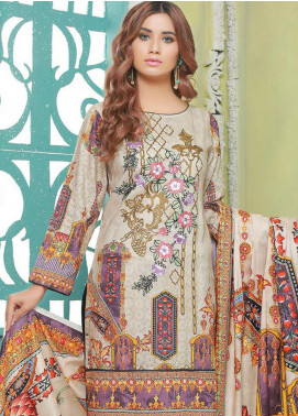 Master Fabrics Printed Jacquard Unstitched 3 Piece Suit MF20-DS8 19762 - Formal Collection