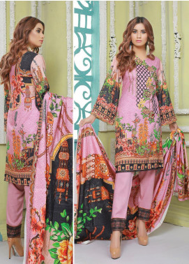 Master Fabrics Printed Jacquard Unstitched 3 Piece Suit MF20-DS8 19764 - Formal Collection