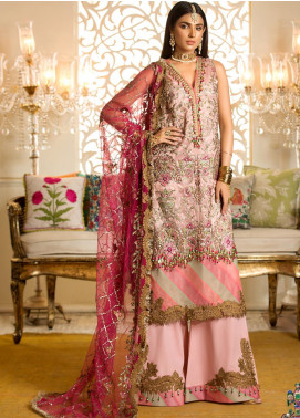 Noor by Saadia Asad Embroidered Missouri Unstitched 3 Piece Suit NO19WE 2 - Wedding Collection