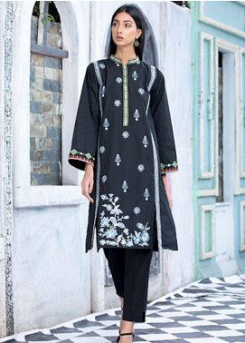Takhleek By Hijab Omer Embroidered Cambric Stitched 2 Piece Suit TK20NR 21WDE2P10