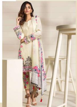 Orient Textile Embroidered Lawn Unstitched 3 Piece Suit OP17E 190A