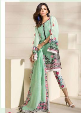 Orient Textile Embroidered Lawn Unstitched 3 Piece Suit OP17E 190B