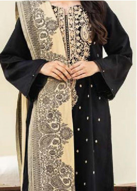 MYSA by Orient Embroidered Cottel Unstitched 3 Piece Suit OT20-MW2 176 A - Winter Collection