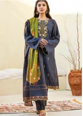 MYSA by Orient Embroidered Karandi Unstitched 3 Piece Suit OT20-MW2 188 B - Winter Collection