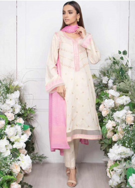 Orient Textile Embroidered Lawn Unstitched 3 Piece Suit OT20SS 032A - Spring / Summer Collection