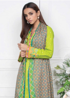 Orient Textile Embroidered Lawn Unstitched 3 Piece Suit OT20SS 046B - Spring / Summer Collection