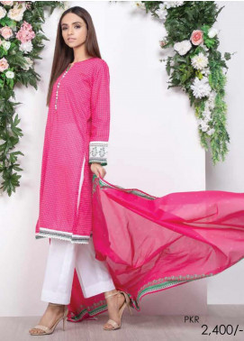 Orient Textile Printed Lawn Unstitched 2 Piece Suit OT20SS 069A - Spring / Summer Collection