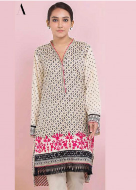 Orient Textile Embroidered Lawn Unstitched Kurties OT20SS 077A - Spring / Summer Collection