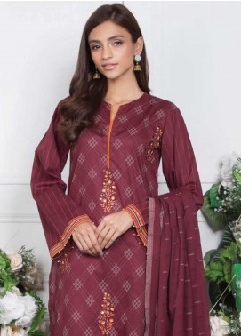 Orient Textile Embroidered Lawn Unstitched 3 Piece Suit OT20SS 083B - Spring / Summer Collection