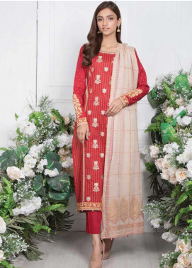 Orient Textile Embroidered Lawn Unstitched 3 Piece Suit OT20SS 085A - Spring / Summer Collection