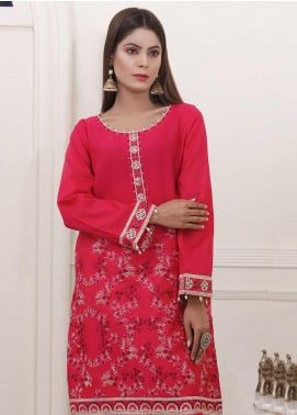 Oture Embroidered Cambric Stitched Kurtis OT20CW OSLE1S200029