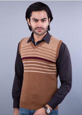 Oxford Lambswool Sleeveless Men Sweaters -  521 LMB S-L VICUNA