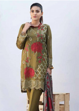 Panache by Puri Fabrics Embroidered Lawn Unstitched 3 Piece Suit PF20P 3 - Summer Collection