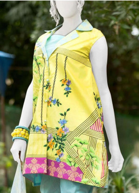 Pearl Closet Embroidered Lawn Unstitched 3 Piece Suit PC19L 19-12 - Spring / Summer Collection