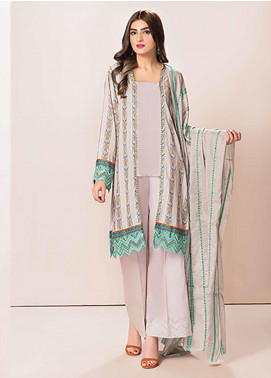 Phulkari by Taana Baana Embroidered Lawn Unstitched 3 Piece Suit TB20P PH-1394 - Spring / Summer Collection